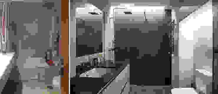 Casas de banho modernas por emmme studio Moderno