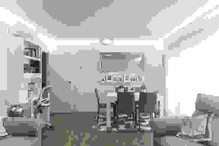 Salas de estar modernas por emmme studio Moderno