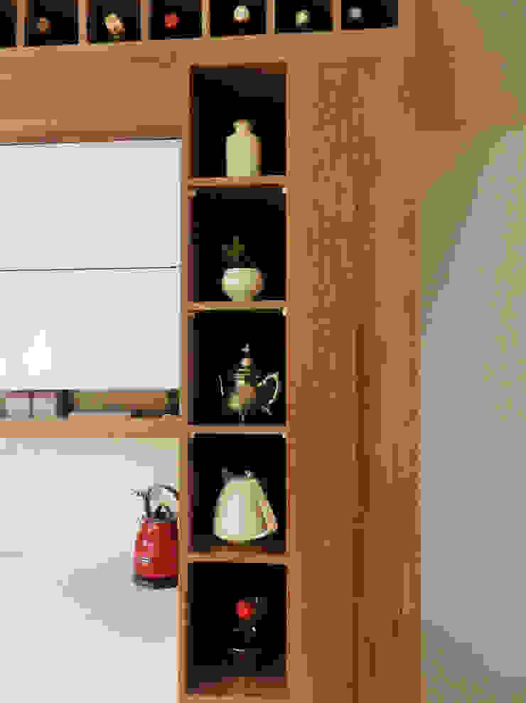 Apartamento Circunvalar Cocinas modernas de BIANCO Moderno Aglomerado