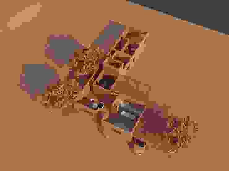 Casas  por BENGAL CONSTRUCCIONES