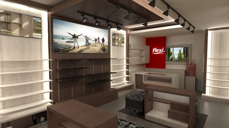 gechamul Office spaces & stores