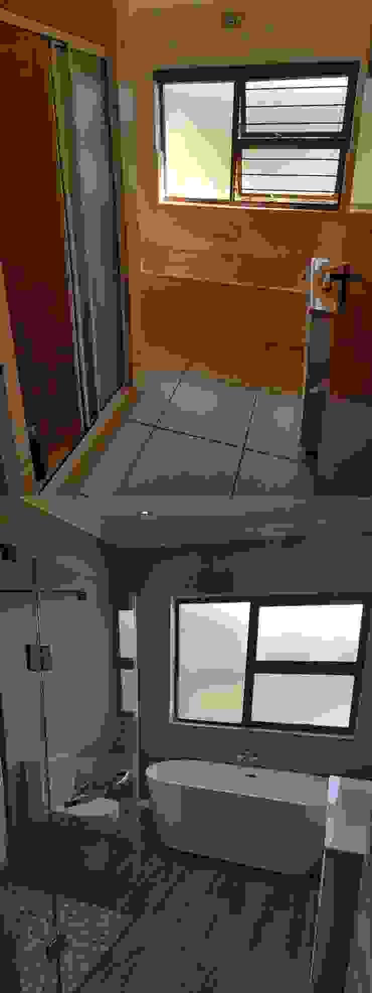 Bathroom renovation by Mybuilders