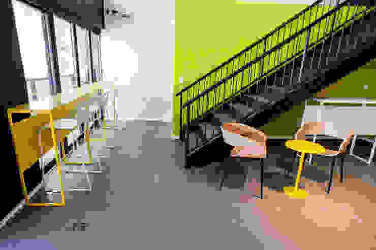 VERONA CARPETES E VINILICOS Koridor & Tangga Modern Beton Grey