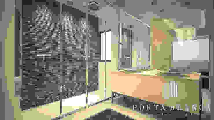 Modern bathroom by Porta Branca Modern