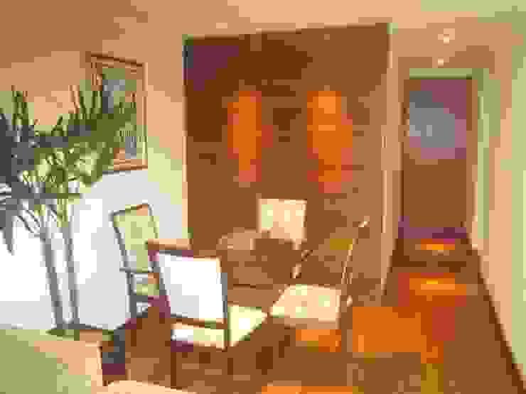 Living room by Cambury Urbanismo e Arquitetura, Modern