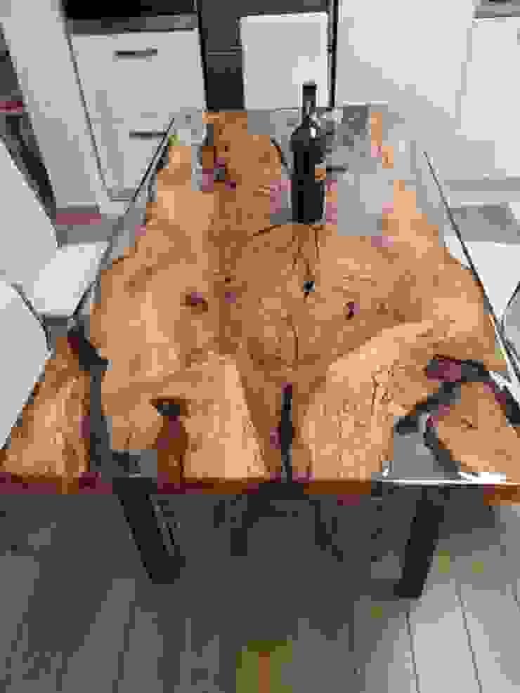 Mesa por Artis design Rústico