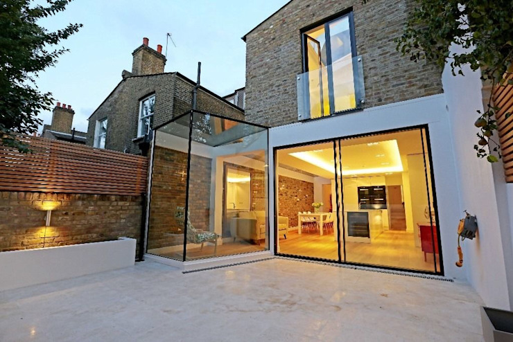 House renovation and House Extension in Fulham SW6 Modern houses by APT Renovation Ltd Modern