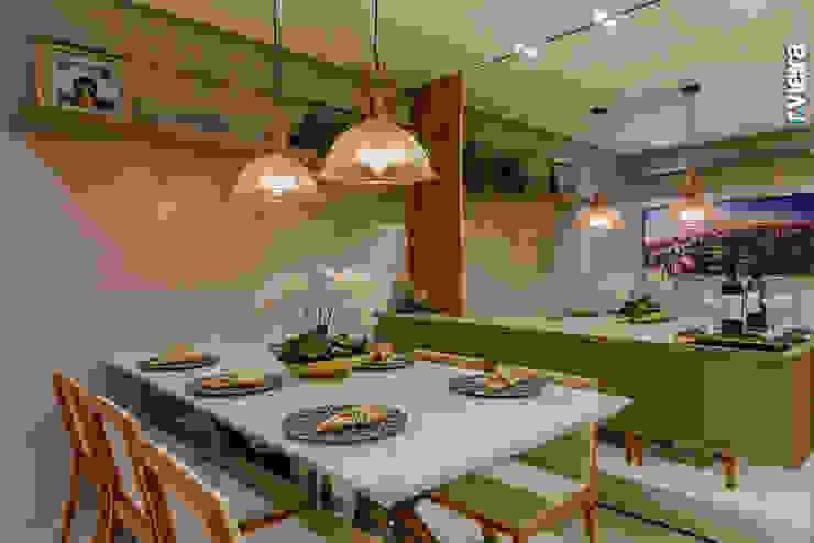 Sala de Jantar por Studio KT arquitetura.design Moderno MDF