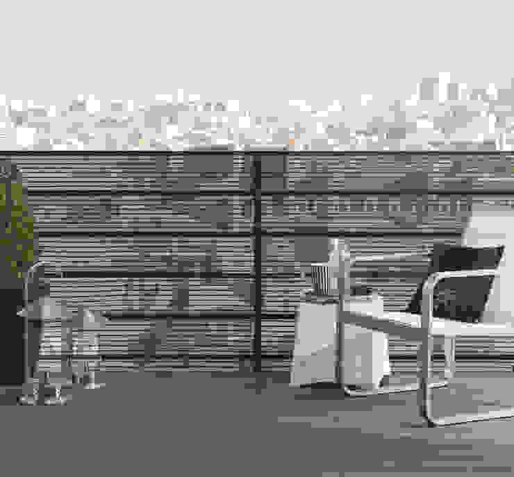 Brise-vue CITYNET de la marque Nortene Archi'Tendances.fr Balcon, Veranda & Terrasse ruraux