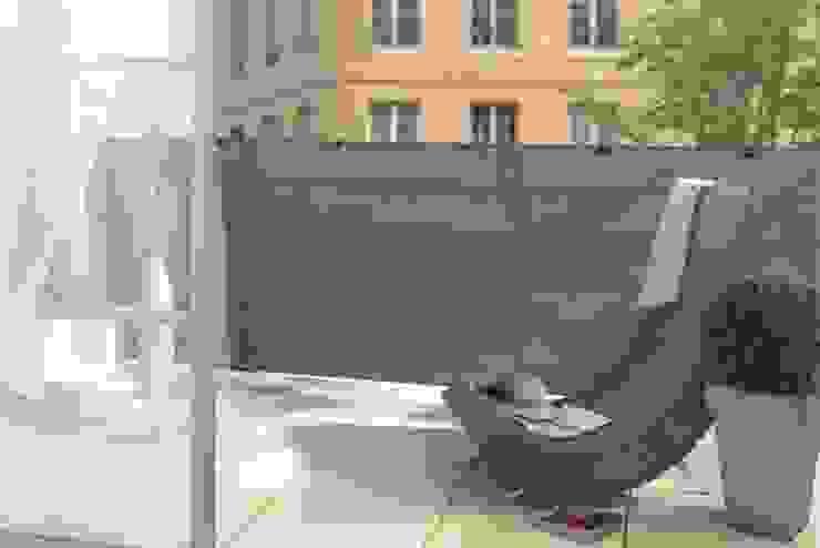 Brise-vue MANHATTAN de la marque Nortene Archi'Tendances.fr Balcon, Veranda & Terrasse modernes