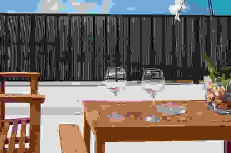 Brise-vue EXEL WILLOW de la marque Nortene Archi'Tendances.fr Balcon, Veranda & Terrasse modernes