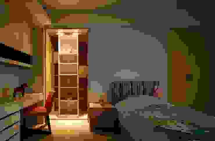 墐桐空間美學 Dormitorios infantiles de estilo moderno