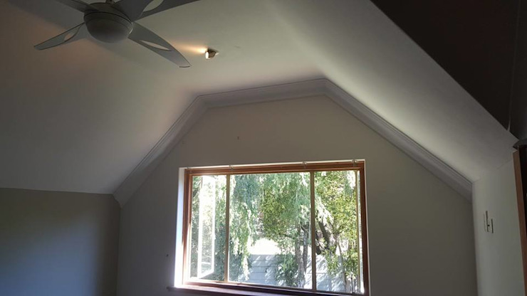 New cornices and painting by BAC PAINTERS AND RENOVATORS
