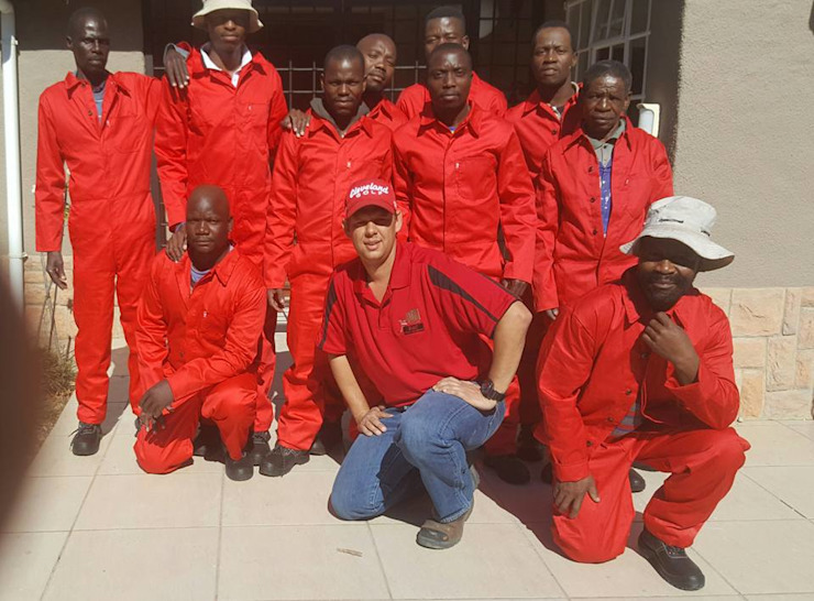 The team of proffesionals by BAC PAINTERS AND RENOVATORS