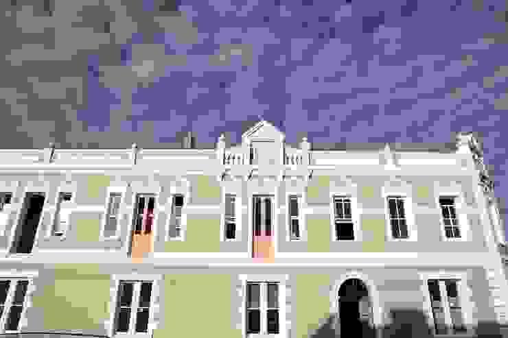 facade by Till Manecke:Architect Minimalist