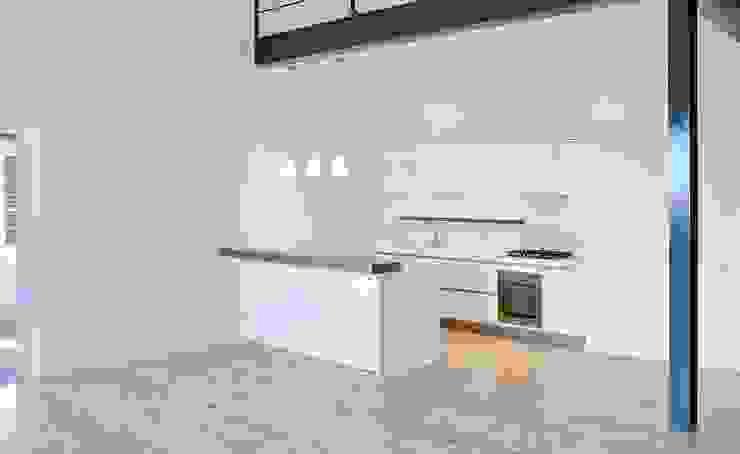 studio 3 kitchen by Till Manecke:Architect Minimalist