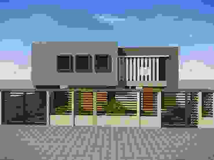 Modern Houses by Estudio Pauloni Arquitectura Modern