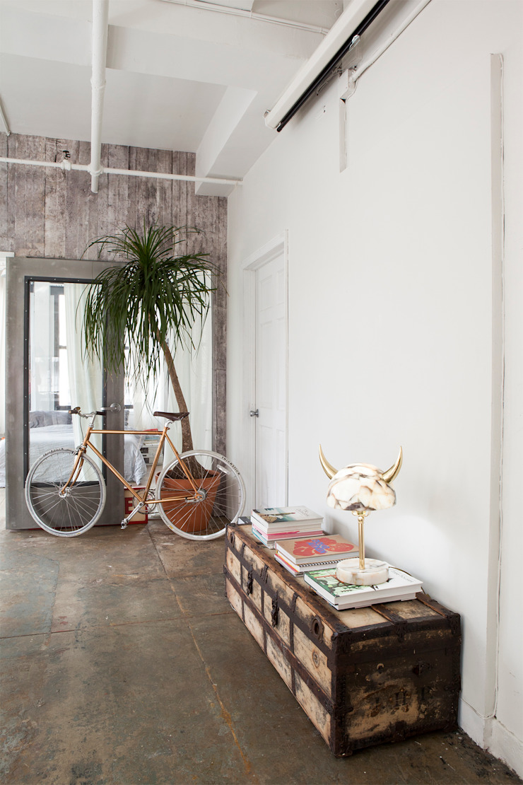 LOFT - NOMAD NYC by MERVE KAHRAMAN PRODUCTS & INTERIORS Eclectic