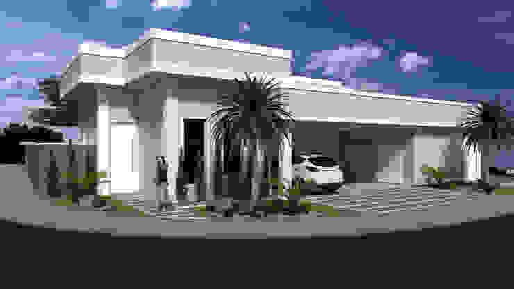 Classic style houses by PACKER arquitetura e engenharia Classic