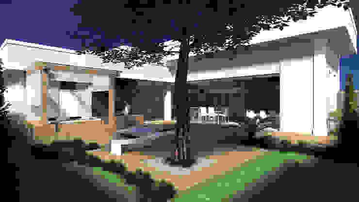 สวน โดย PACKER arquitetura e engenharia, คลาสสิค