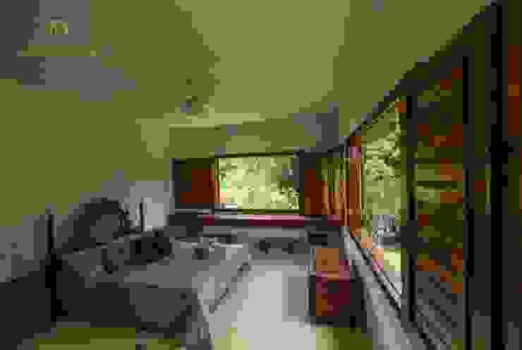 Koloniale Schlafzimmer von Mariana Chalhoub Kolonial