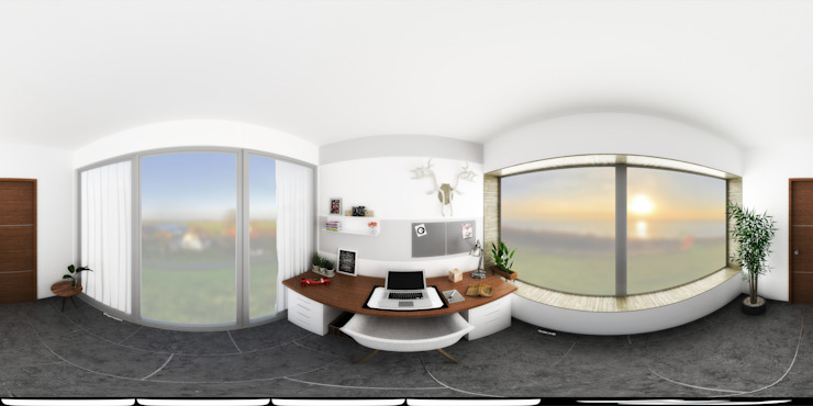 by Polygon Arquitectura Minimalist