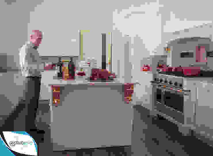 Classic style kitchen by Gustavo Bispo designer Unipessoal LDA Classic