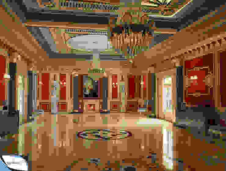 Classic style dining room by Gustavo Bispo designer Unipessoal LDA Classic