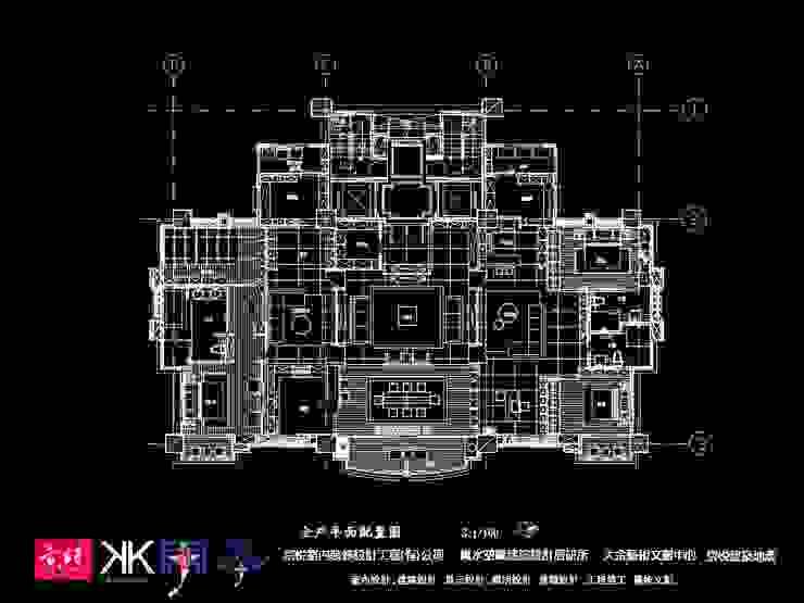 京悅設計 - 敬業麗明廖公館 京悅室內裝修設計工程(有)公司 真水空間建築設計居研所