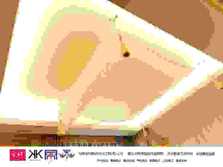 京悅設計 - 豪宅廖公館2 根據 京悅室內裝修設計工程(有)公司|真水空間建築設計居研所 現代風
