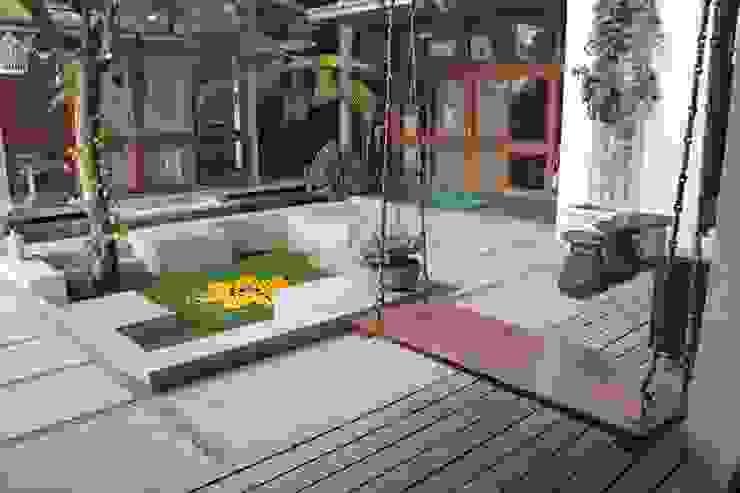 Jardines asiáticos de STUDIO MOTLEY Asiático