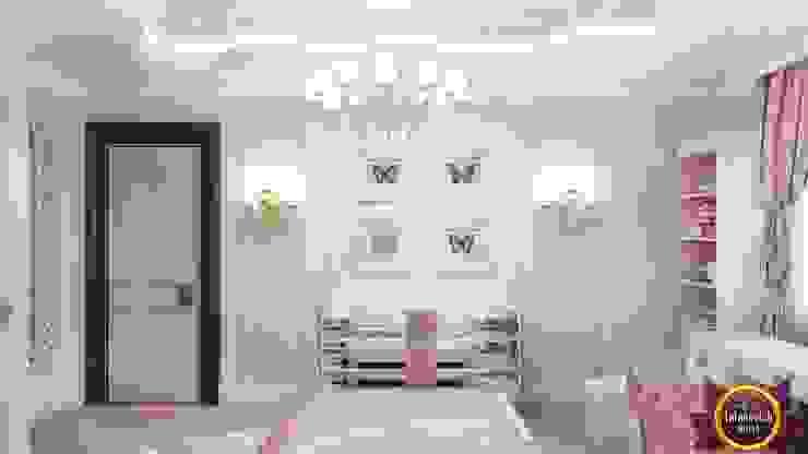  Kids bedroom interior design by Katrina Antonovich Classic style bedroom by Luxury Antonovich Design Classic