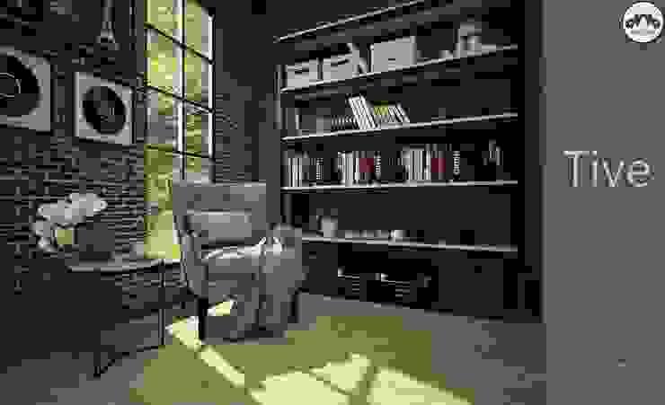 เขียนแบบ Tive โดย N.N Interior Design