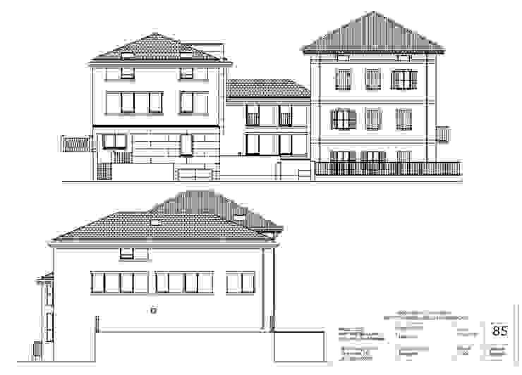 House, con Paolo Bedogni Architetto, Reggio Emilia Francesca Vezzani