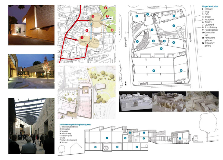 Lincoln City and County museum, con Panter Hudspith Architects, Londra Francesca Vezzani