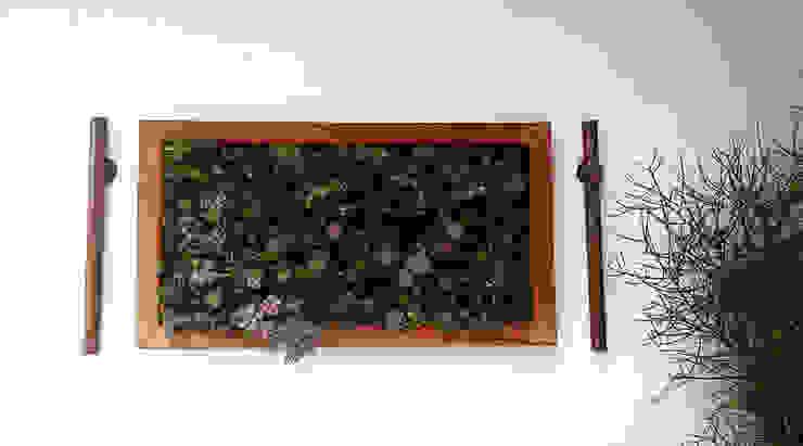 RESIDÊNCIA TM: Jardins  por Lá Fora | arquitetura da paisagem,Moderno