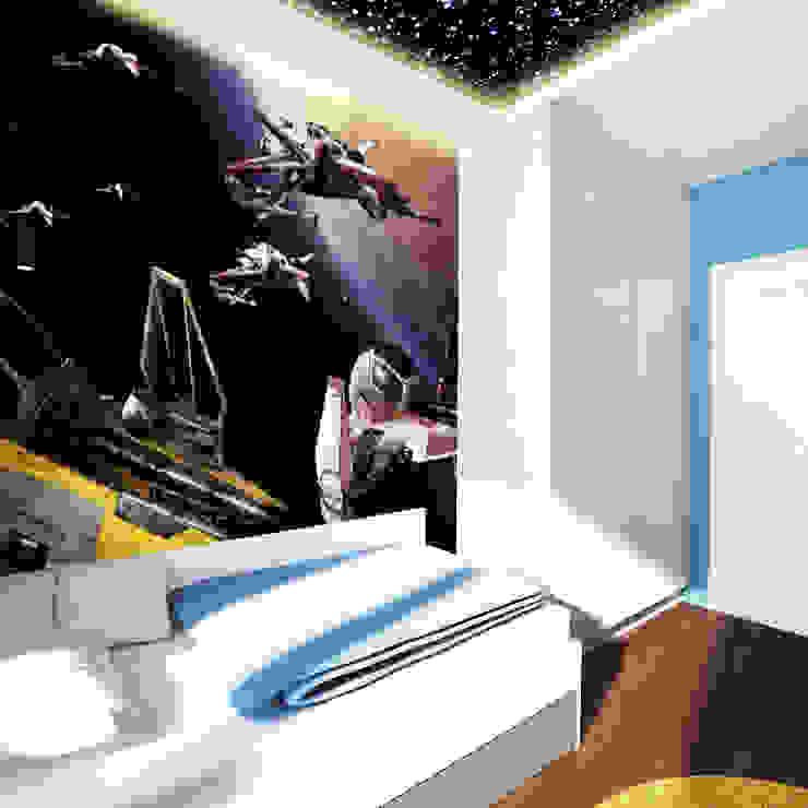 Habitaciones para niños de estilo clásico de Futurum Architecture Clásico