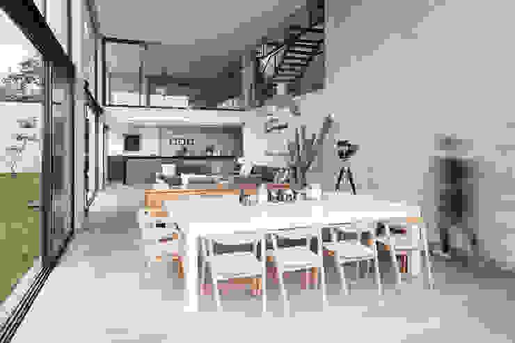 Casa 3:2 Comedores minimalistas de Método Arquitectos Minimalista