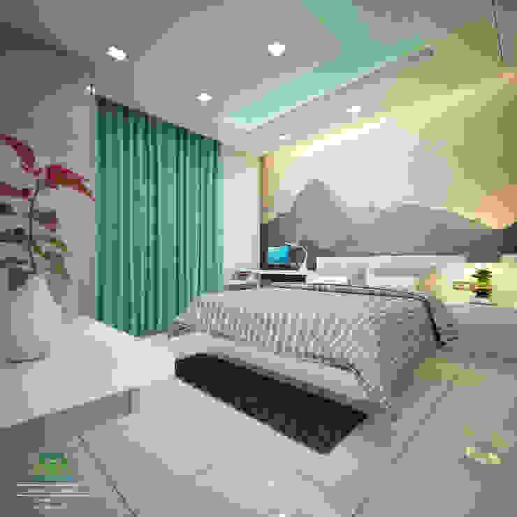 Eye Catching... Classic style bedroom by Premdas Krishna Classic