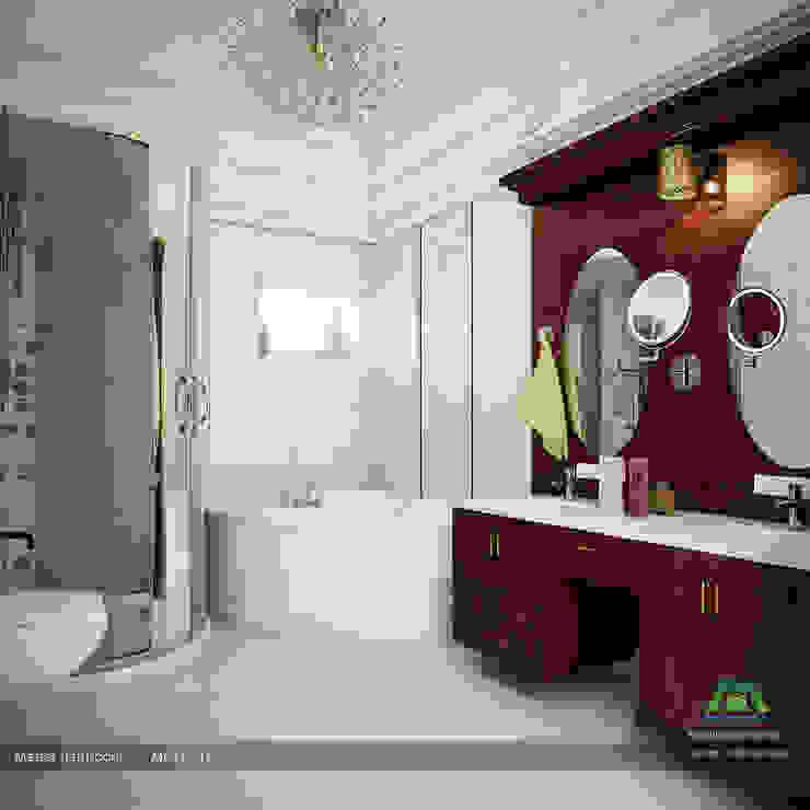 A Victorian Retreat.. Asian style bathroom by Premdas Krishna Asian