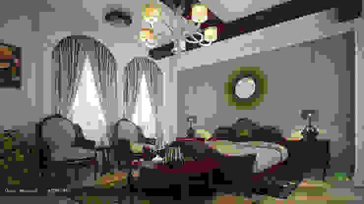 A Victorian Retreat.. Asian style bedroom by Premdas Krishna Asian
