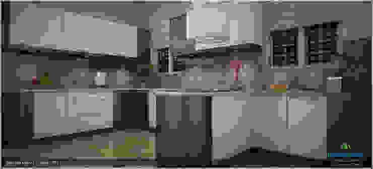 Timeless Beauty… Classic style kitchen by Premdas Krishna Classic