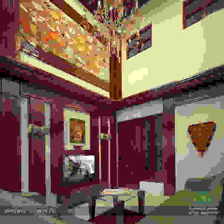 Timeless Beauty… Classic style living room by Premdas Krishna Classic