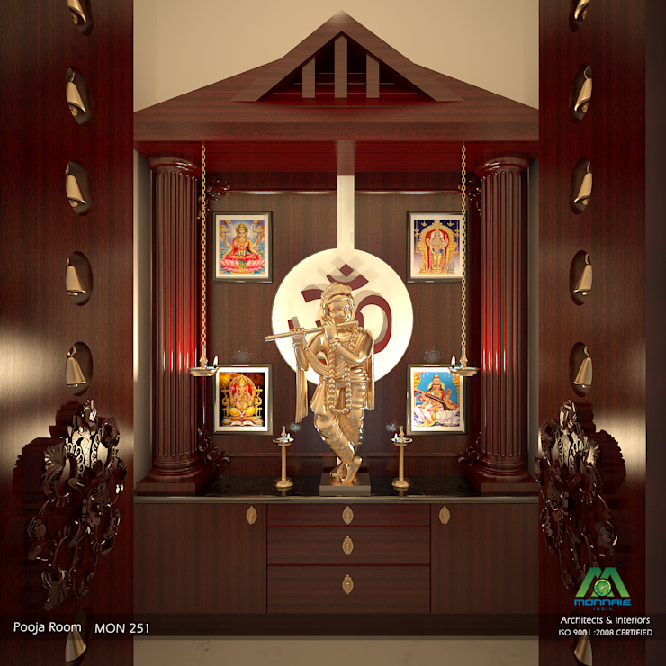 Koridor & Tangga Klasik Oleh Premdas Krishna Klasik