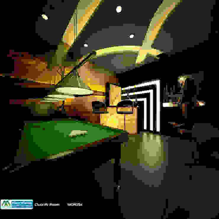 Feel Fresh with Vibrant Design Modern conservatory by Premdas Krishna Modern