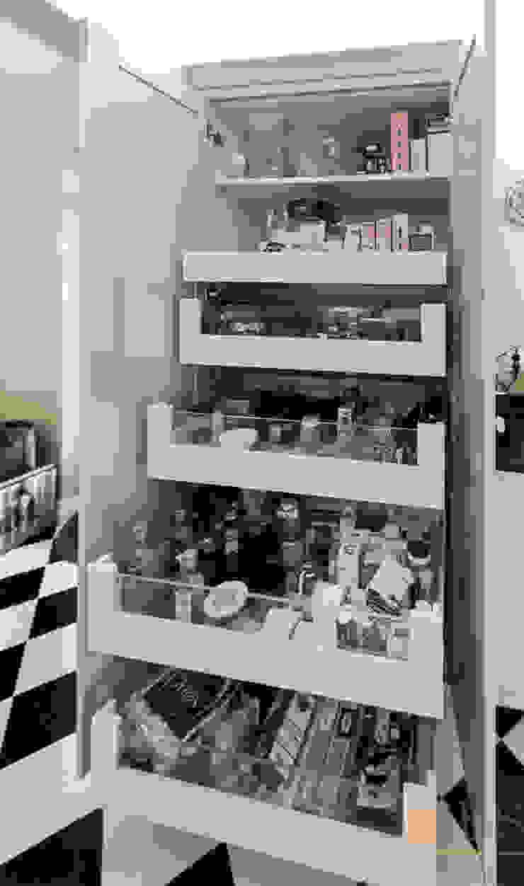 PPHU BOBSTYL KitchenStorage MDF Grey