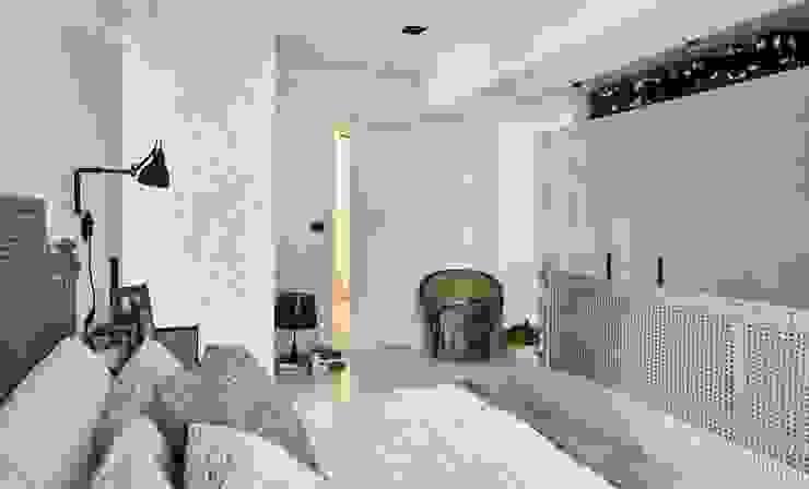 小.曲折|Anti-Sinuous 根據 理絲室內設計有限公司 Ris Interior Design Co., Ltd. 北歐風