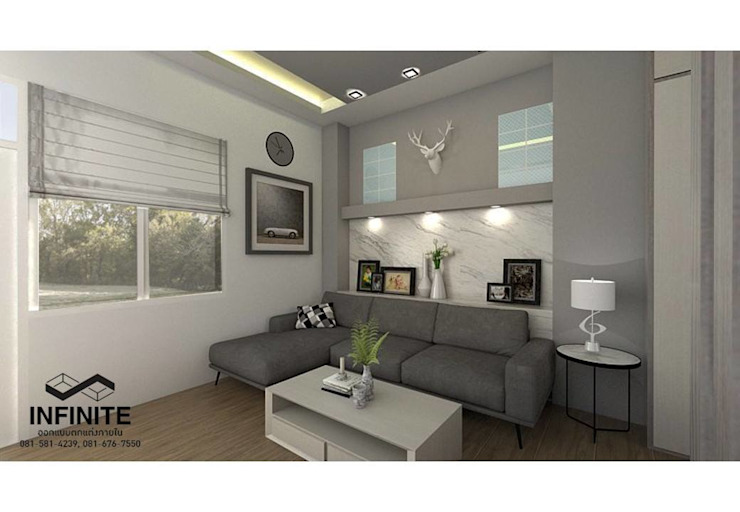 รีโนเวท ห้องคุณแม่ บ้านพี่บอยนาสาร โดย บริษัท สตูดิโออินฟินิท ดีไซน์ จำกัด
