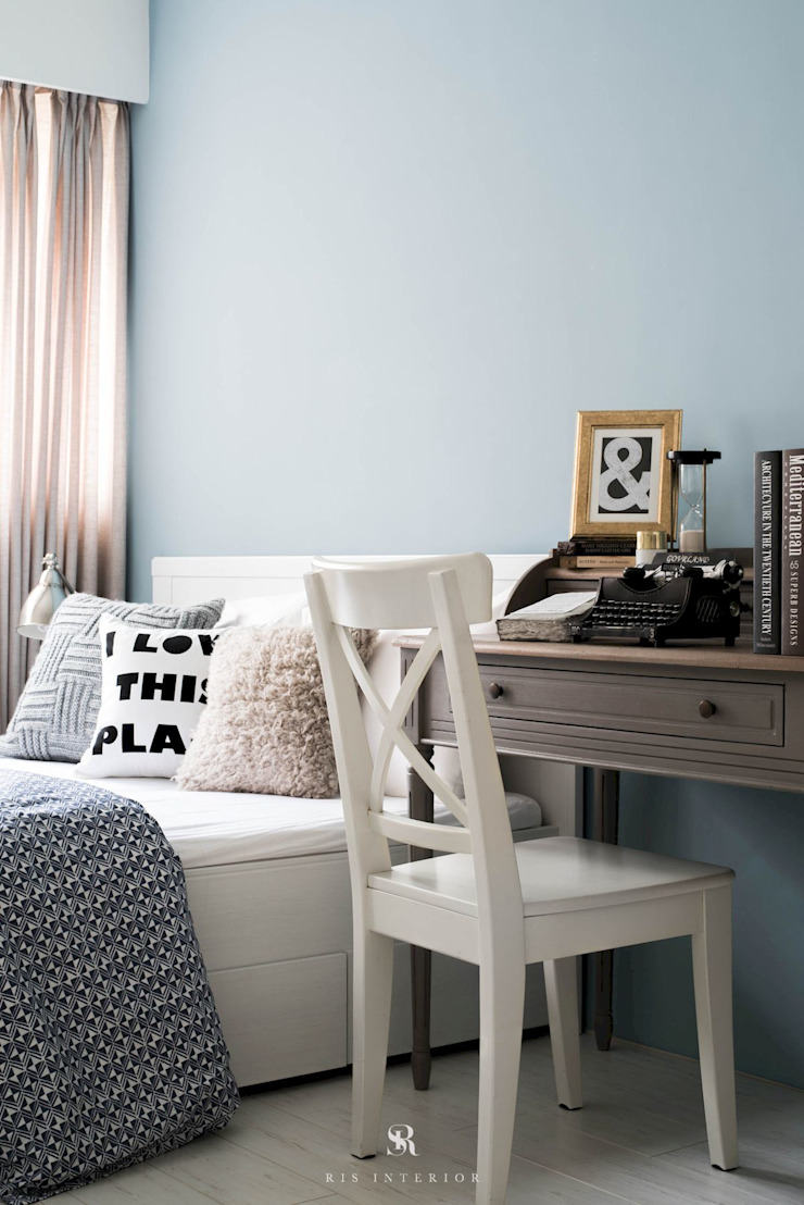 皓慕.Home Home Amore 根據 理絲室內設計有限公司 Ris Interior Design Co., Ltd. 北歐風