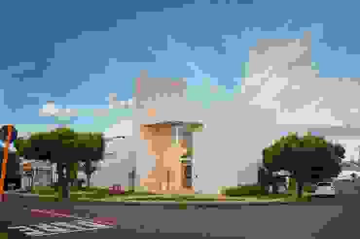 Casas de estilo  por mariaeunicearquitetura, Moderno